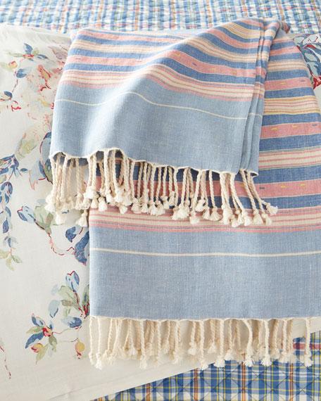 Ralph Lauren Home Hithers Throw Blanket