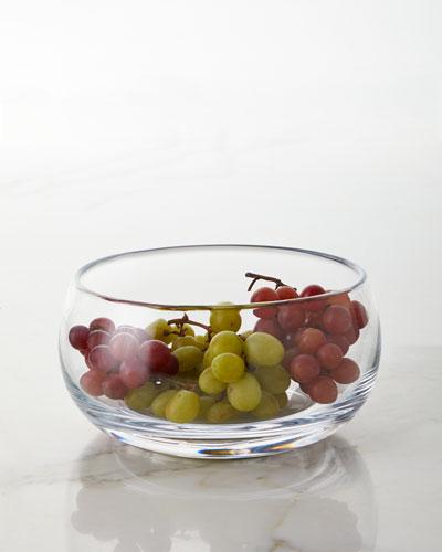 Moderne 8 Glass Bowl