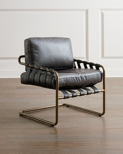 Bellissa Leather Chair