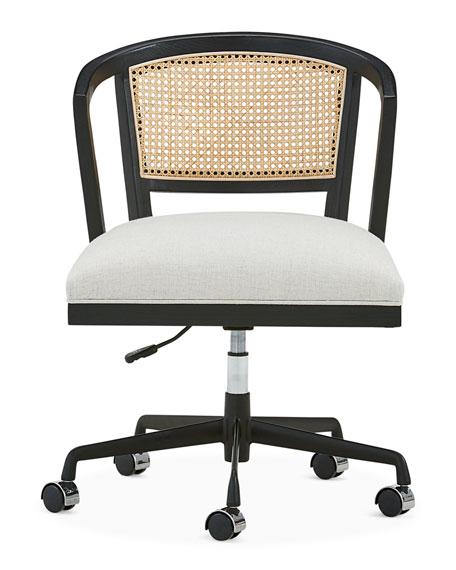 Angela Swivel Desk Chair
