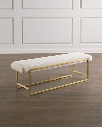 Sled Look Bench
