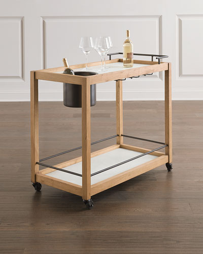 Eliza Bar Cart