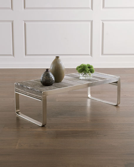 Martina Marble Coffee Table