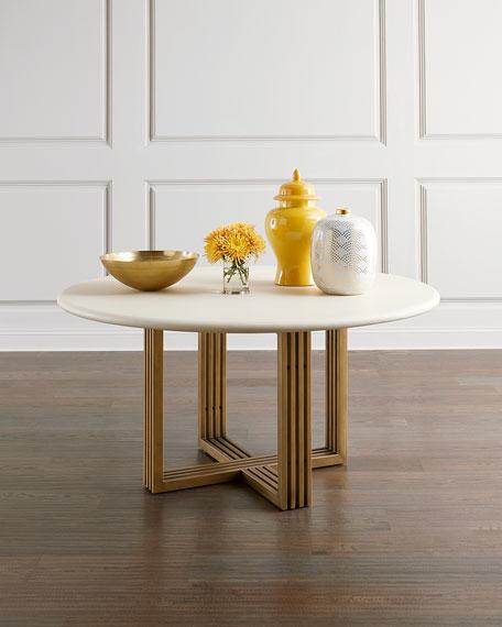 Pietro Round Dining Table