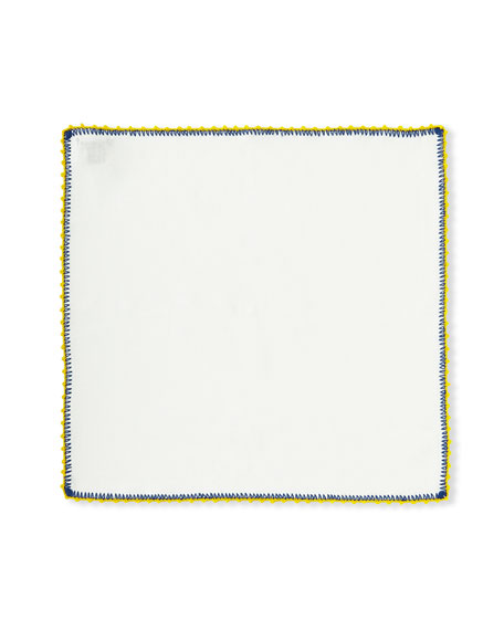 Knotted Edge Napkin