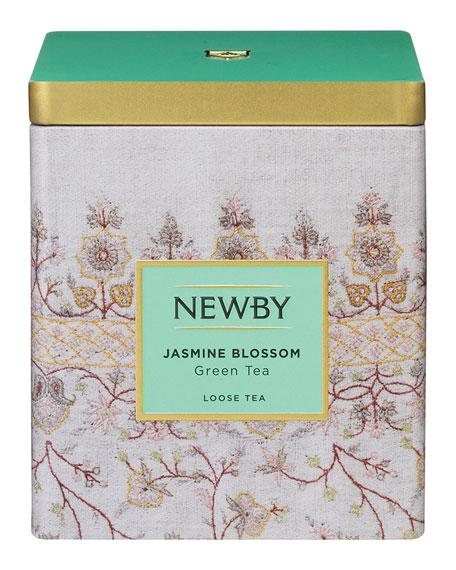 Newby Teas Jasmine Blossom Classic Caddy Collection