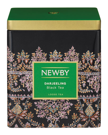 Newby Teas Darjeeling Classic Caddy Collection