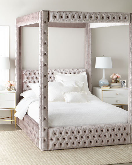 Astrid California King Canopy Bed