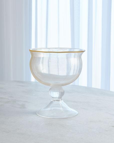 Granilla Pedestal Bowl - Small