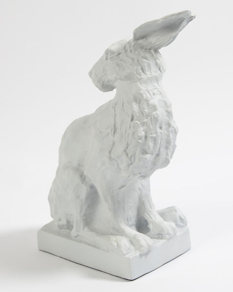 Jack Rabbit Sculpture