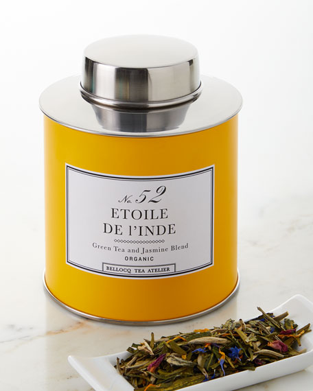 Bellocq No. 52 Etoile de l'Inde Green Tea
