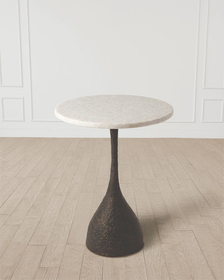 Goblet Bronze Table