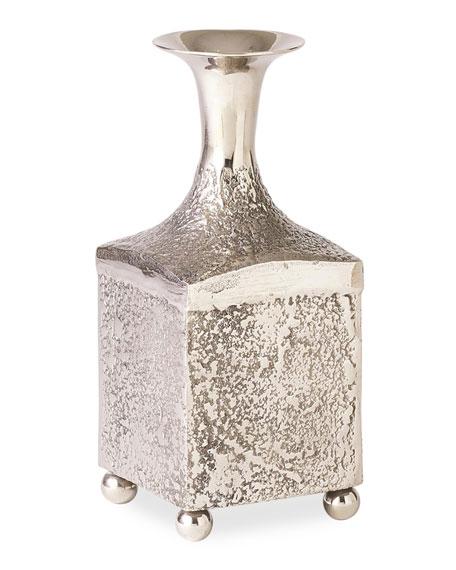 Aluminum Bottle Vase - Small