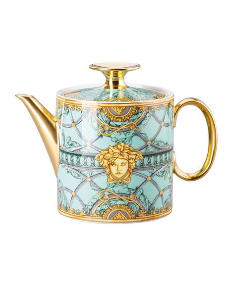 Scalla Palazzo Verde Teapot