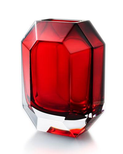 Octagon Vase