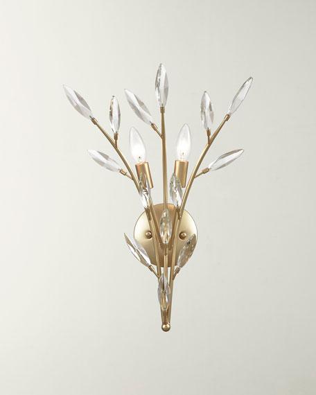 Flora Grace 2-Light Sconce