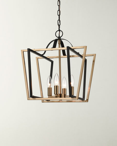 Bridgette Large 4-Light Pendant