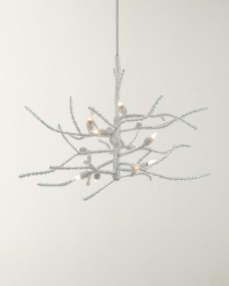 Winters Spray 12-Light Chandelier