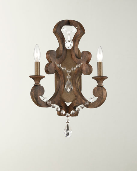 San Sebastian 2-Light Sconce