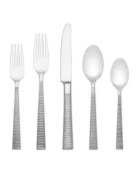 wickford 5-piece flatware set