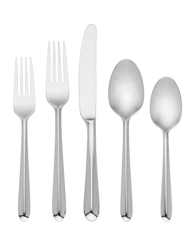 paldale street 5-piece flatware set