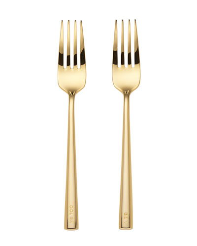 i do  me too 2-piece fork set