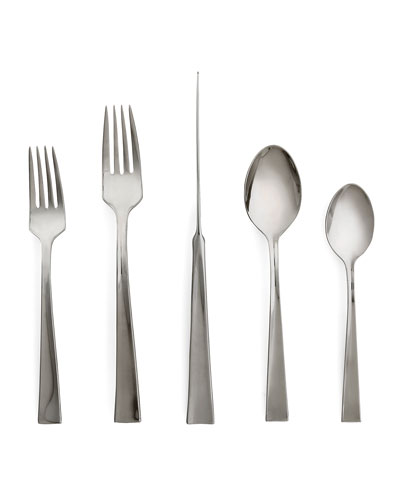 flatiron 5-piece flatware set