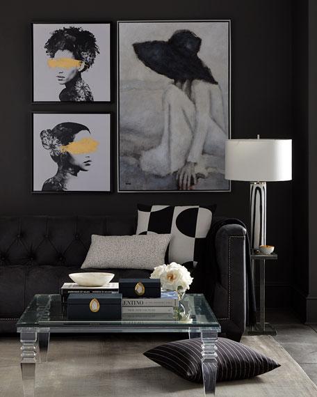 """""""Inner Chanel IV"""" Giclee Wall Art"""