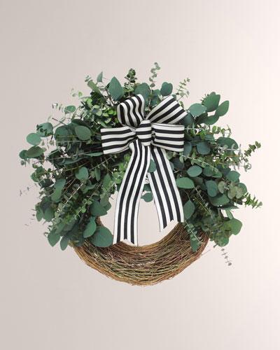 22 Grand Garden Wreath
