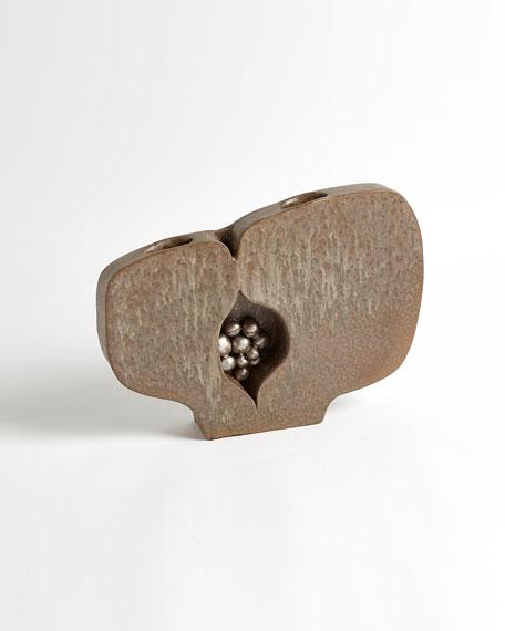 Large Seed Pod Vase