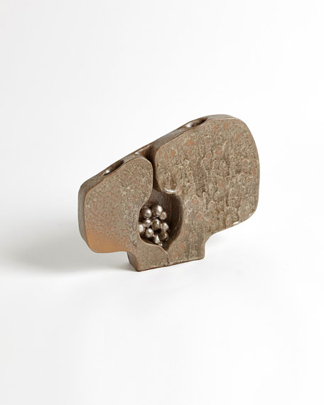 Small Seed Pod Vase