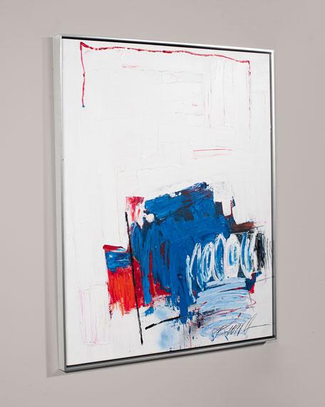 """Colorful Series - Venetian"" Print Art by Robert Robinson"