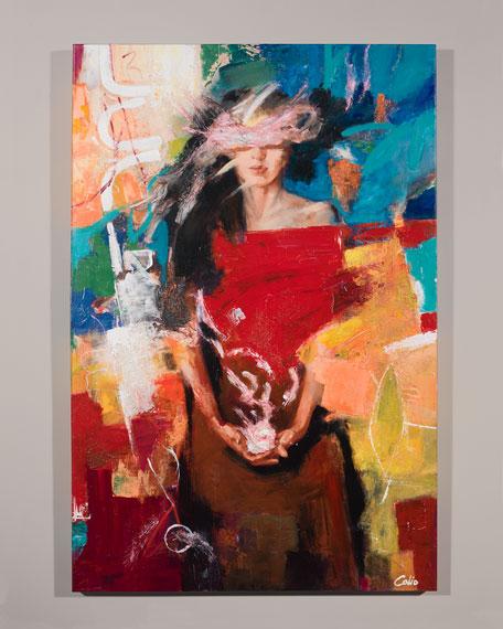 """""""Colorful Dream"""" Canvas Art by Colio"""