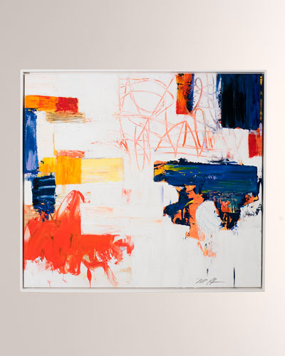 Pulp Free Canvas Art by Robert Robinson