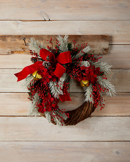 Exclusive Classic Pine And Branch Wreath