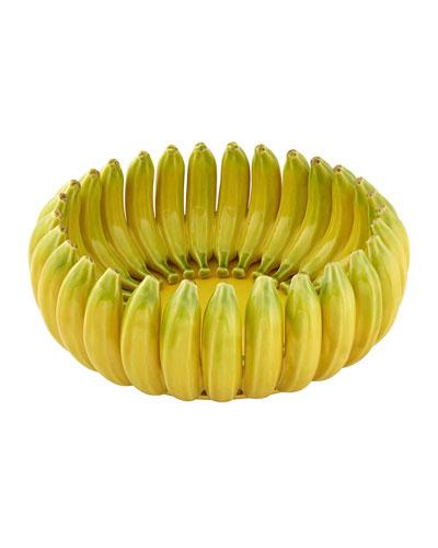 Banana Centerpiece Bowl
