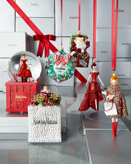 NM Shopper Christmas Ornament