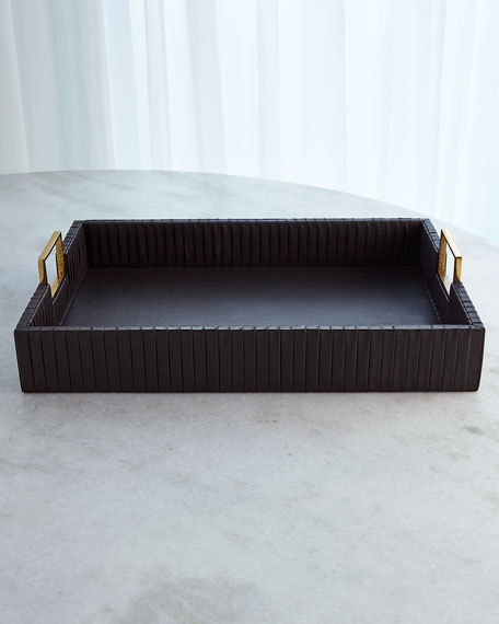Pleated Tray