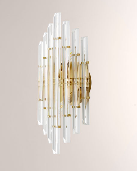 Niemeyer 2-Light Wall Sconce