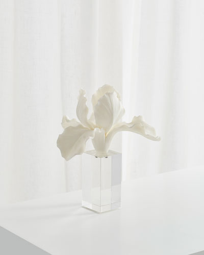Orchid Sculpture