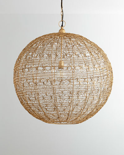 Sonya Sphere Pendant