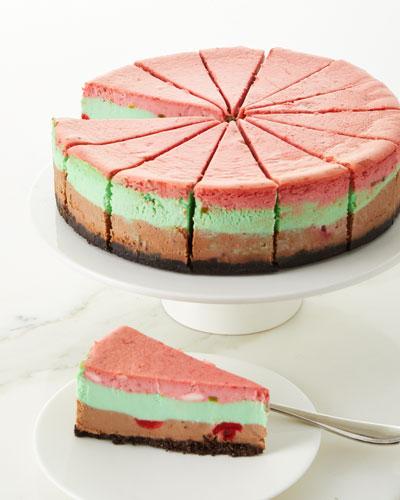 Spumoni Cheesecake