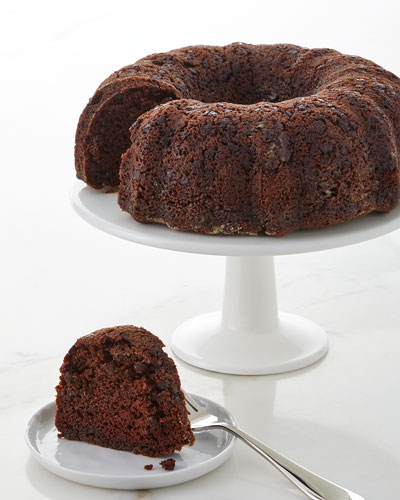 Kahlua Bundt Cake