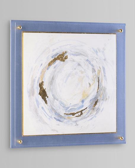 """""""Halcyon Whirl I"""" Giclee Art"""