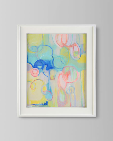 """Lasso I"" Art Print"