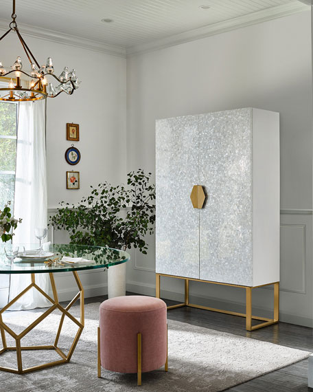 Miranda Kerr Home Opaline Bar Cabinet