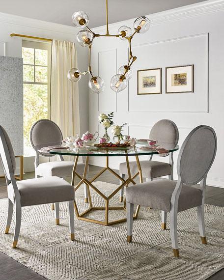 Love Joy Bliss Round Table