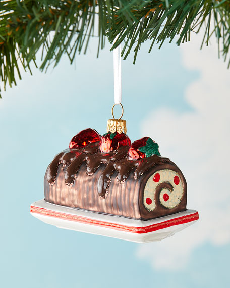 Impuls Roulade Christmas Ornament