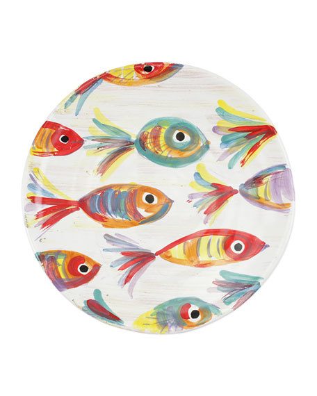 Pesci Colorati Salad Plate