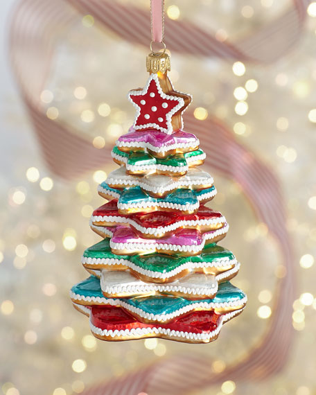 Cookie Tree Christmas Ornament